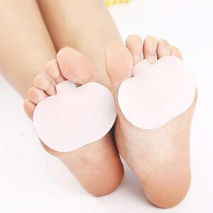 Silicone Gel Pads for Shoes Insoles Foot Care Tools Relief Pain Shoes Insoles Orthotics Pads Cushion Forefoot Arch Support