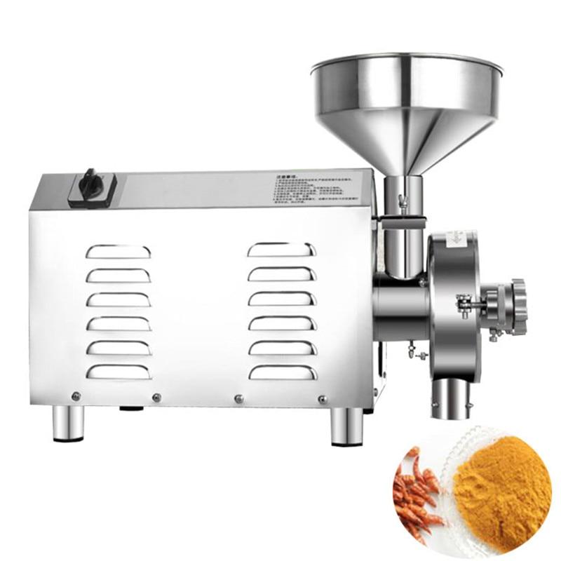 مطحنة كهربائية احترافية ، 220 فولت/110 فولت ، للحبوب ، مسحوق القمح ، منتج ممتاز