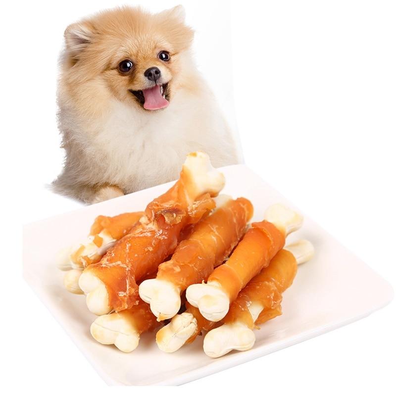 Juguete masticable para perros, 10 Uds., masticable realista para perros, hueso Natural, masticable, juguetes molares, palillo para limpiar los dientes, juguete Molar carnoso para cachorros, productos para mascotas para perros