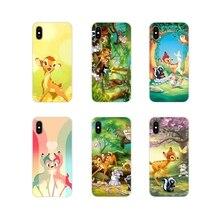 Accessories Phone Cases Covers For Huawei G7 G8 P7 P8 P9 P10 P20 P30 Lite Mini Pro P Smart Plus 2017 2018 2019 Bambi