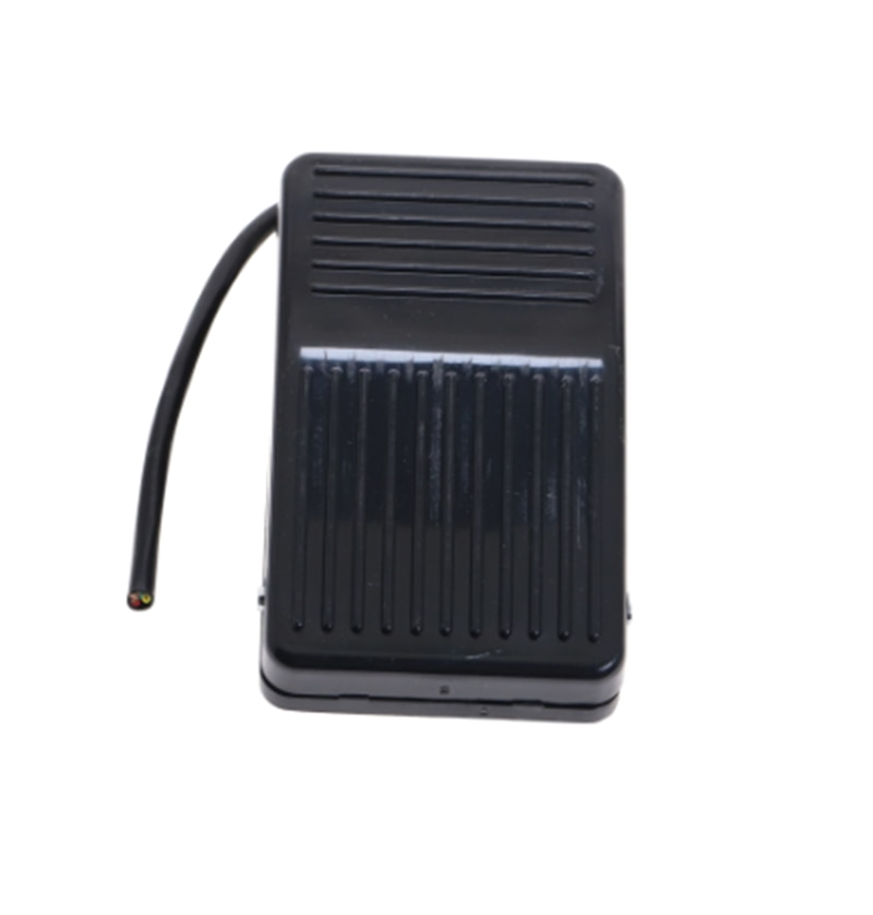 IMC Hot SPDT Nonslip Metal Momentary Electric Power Foot Pedal Switch 1 pc 250v 15a tfs 302 nonslip metal momentary electric power foot pedal micro move switch advanced version