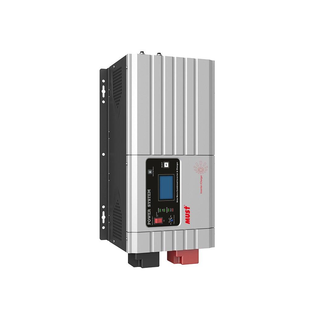 MUSTPOWER хит продаж, инвертор Mustpower 6000 Вт dc48v к AC230V 220V, Поддержка SNMP, солнечная энергетическая система для солнечной системы