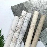 10m pvc kitchen marble wallpapers bedroom papel de pared home moisture proof wall stickersr brickpattern wallpaper papier peint