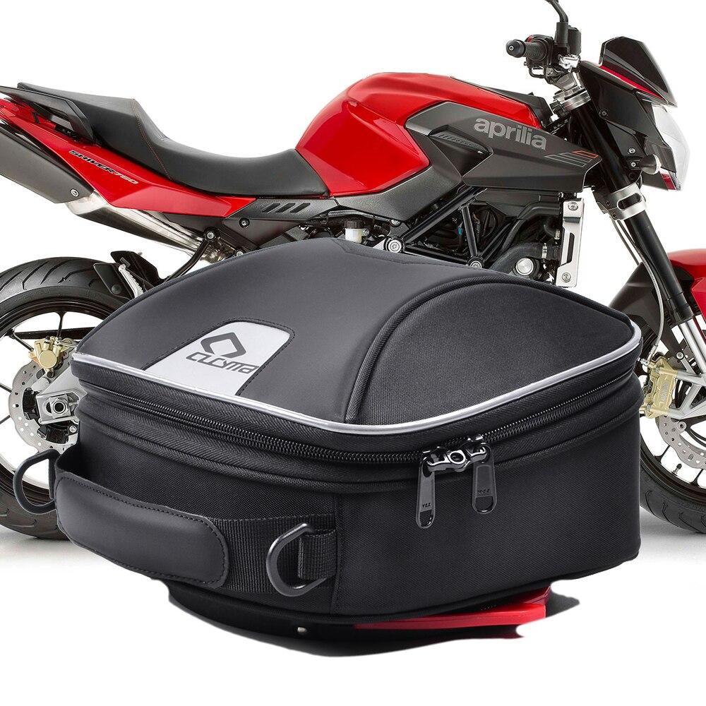 Para Shiver 750 07-16 Shiver750 GT, bolsa de tanque de Motor impermeable, bolsa de combustible de aceite negro, bolsa para motocicleta, tanque de combustible, bolsa de 3,2 L