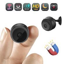 A9 HD 1080P Wifi Mini Camera Home Security P2P Camera WiFi Night Vision Wireless IP Camera Remote Baby Monitor PK SQ11