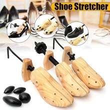 BSAID 1Piece Unisex Shoe Stretcher Shoes Tree Shaper Rack, Adjustable Wooden Pumps Boots Expander Tr