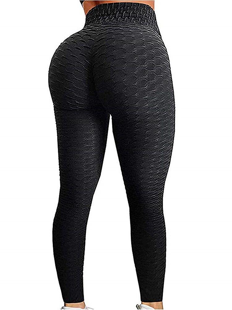 Leggings push up con cintura alta párr mujer de mallas deportivas de...