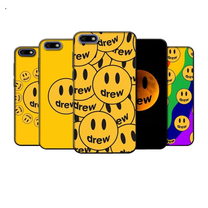 Justin Bieber drew Phone Case For Xiaomi Mi6 Mi8 Mi9 Mi10 F1 X Se Lite Pro Note Mix 2 3 10 Cover