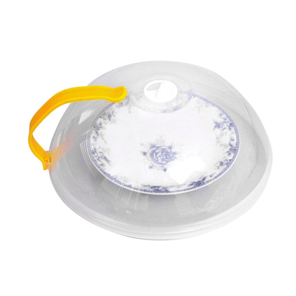 Cubierta antipulverizacin de alimentos para microondas profesional... tapa resistente al calor con...
