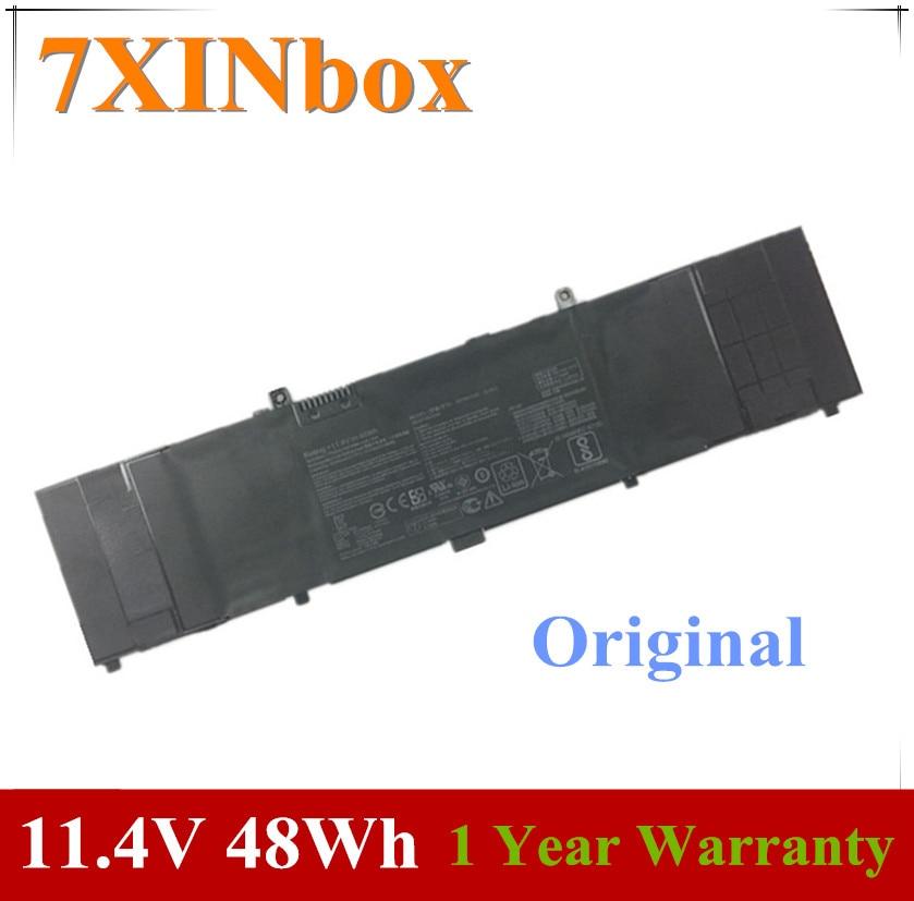 7XINbox 11,4 V 48Wh Original B31N1535 Laptop Batterie Für ASUS ZenBook UX310 UX310UA UX310UQ UX410UA UX410UQ Laptop Tablet