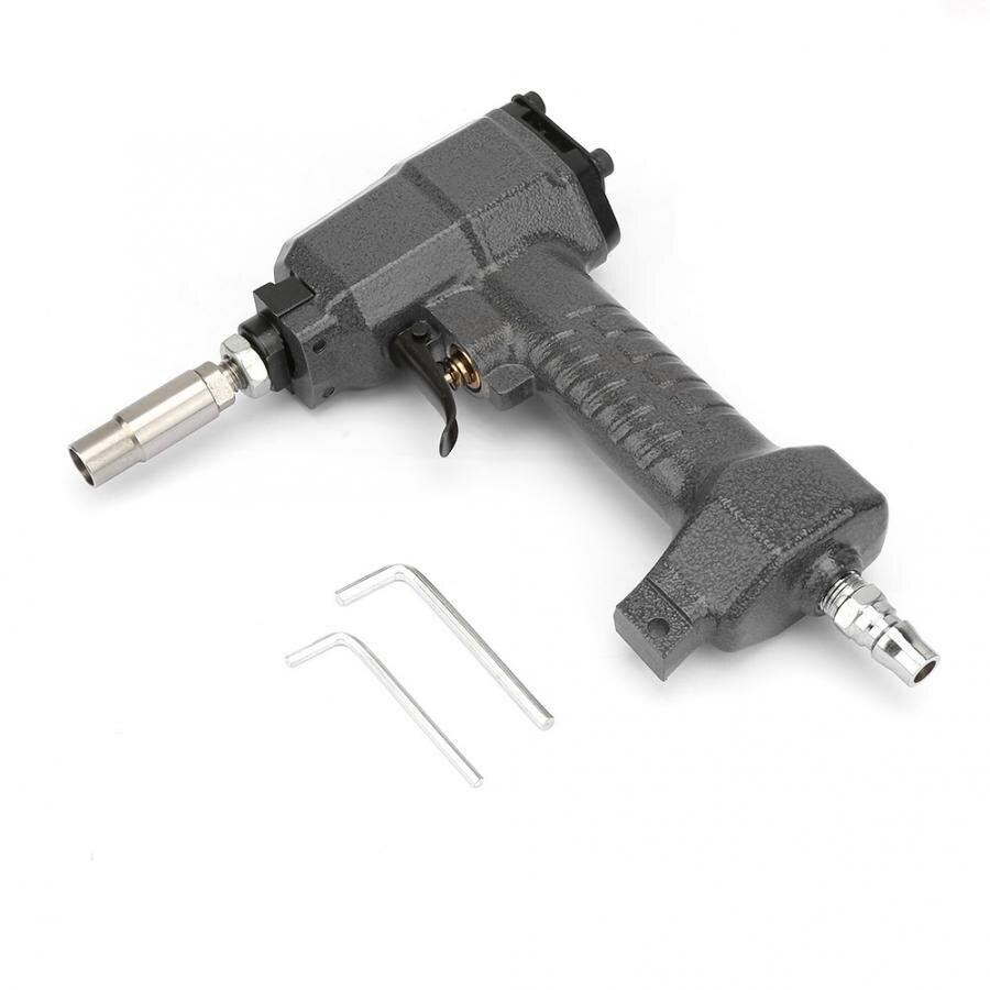 Pneumático guarnição finish pin gun nailer carpintaria ferramentas pistola de pregos ar 1170 pistola de pinos pneumáticos