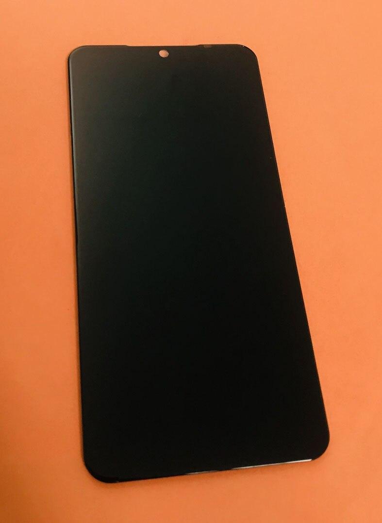 تستخدم الأصلي شاشة الكريستال السائل محول الأرقام شاشة تعمل باللمس ل DOOGEE N20 MT6763 ثماني النواة شحن مجاني