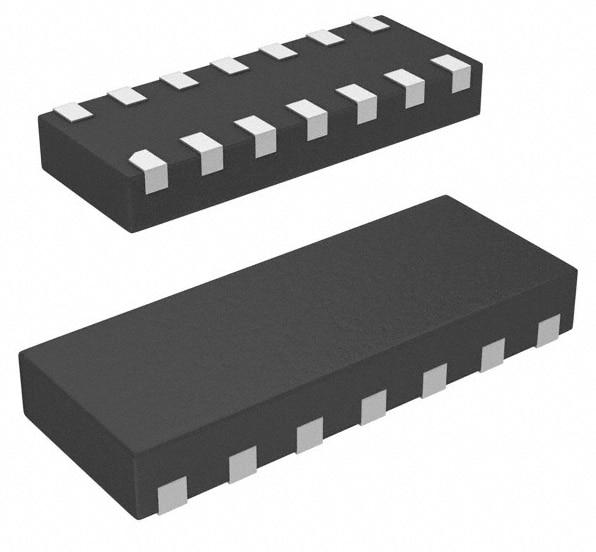 10pcs SP3012-06UTG SP3012-06 3012-Pacote uDFN-14 06 TVS DIODE Matriz