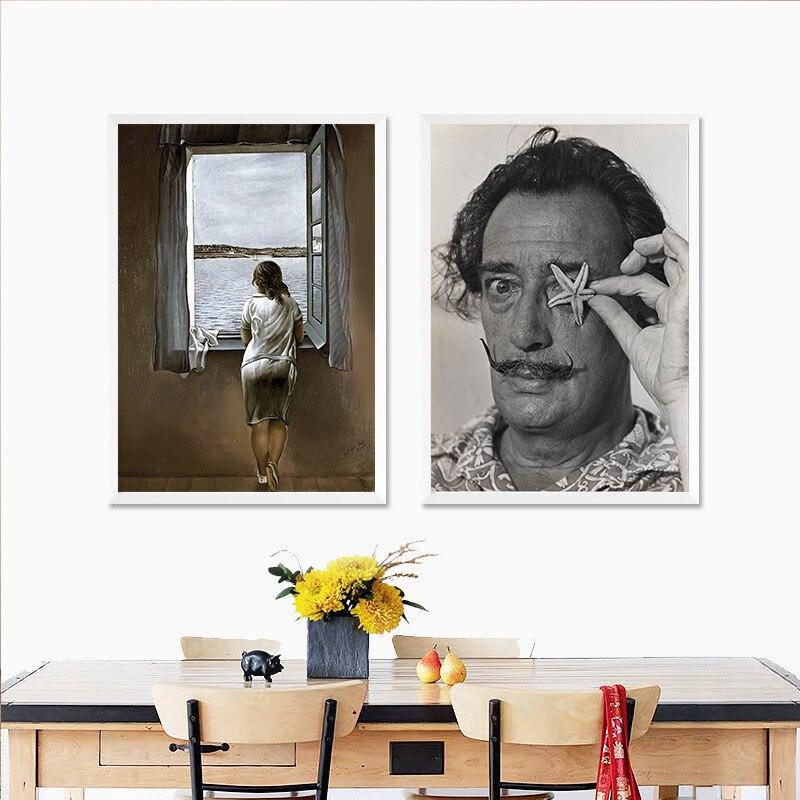 Cosy Moment известная картина девушка стоя у окна