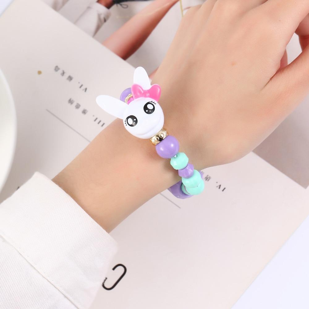 2021 Новая мода Детские наручные часы Magic деформируется животных Роскошные Кварцевые часы мультфильмы женские наручные часы браслет Reloj Mujer