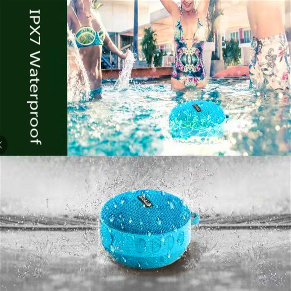 IPX7 Waterproof Shower Bluetooth Speaker Outdoor Portable Bicycle Boombox Car Subwoofer Music Center Hands-Free Call Soundbar enlarge