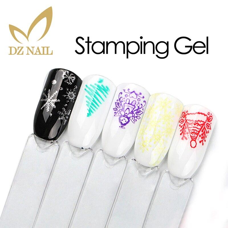 Monsi estampado UV lámpara LED pintura de Color curado Gel esmalte de uñas accesorios remojo del Kit profesional Gel de uñas