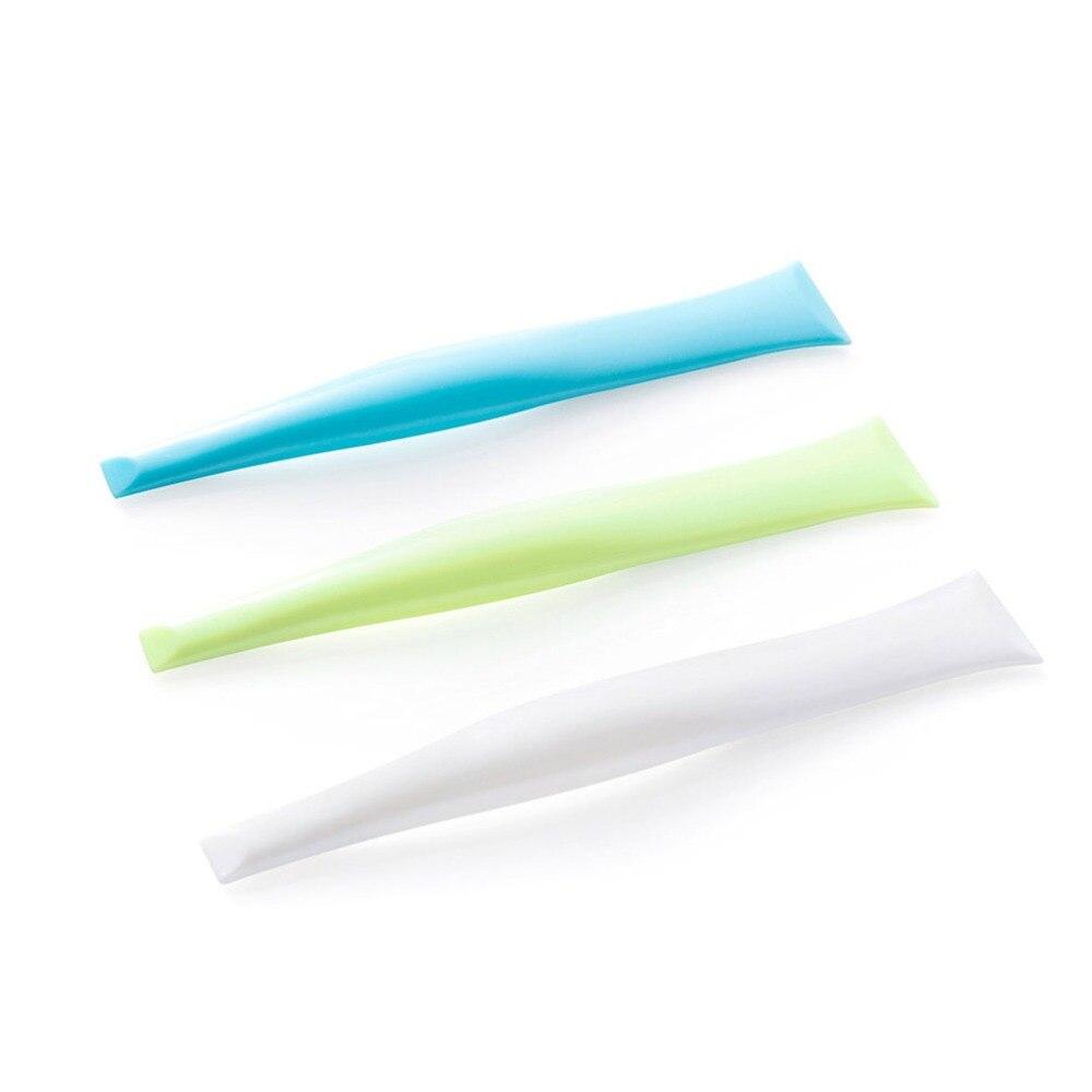 ZLinKJ 1 Uds. Abridor de rascador de descontaminación de la suciedad de la estufa de baño de cocina herramientas de limpieza de Color aleatorio gran oferta