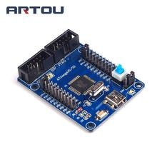 1 pièces carte de développement AVR carte de développement ATmega32 carte dapprentissage carte de base du système minimum