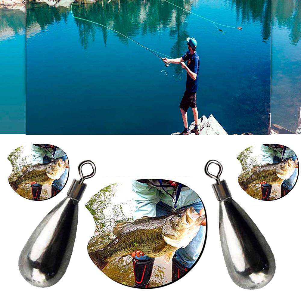2 sztuk/partia wolframu połowów Sinker Drop Shot waga Sinker Bass karpia wędkarskiego akcesoria 1.8g 3.5g 5.3g 7g 10.5g 14g 21g