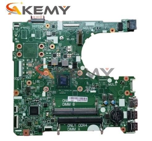Akemy العلامة التجارية الجديدة A9-9400 لديل انسبايرون 3465 3565 اللوحة الأم للكمبيوتر المحمول 16808-1 395RH CN-0H9JPV H9JPV اللوحة الرئيسية 100% اختبارها