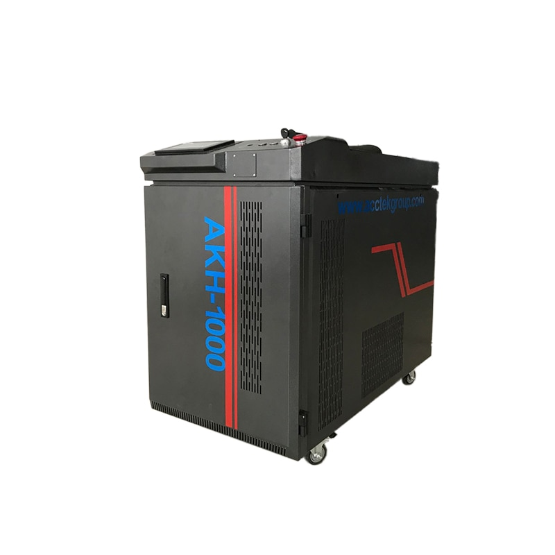 1000w raycus handheld laser welding machine fiber 1000w hand held type laser welding machine