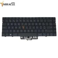 keyboard for hp spectre 13 af 13 af012dx sw swiss layout pk1321w1a11 sn7162bl sg 88700 xxa 7j1820 model black kb backlight