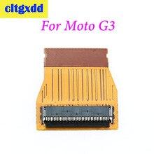 Cltgxdd 1pc nouvelle carte mère écran LCD FPC câble connecteur de remplacement pour Moto G3 XT1540 XT1544 XT1550 XT1541