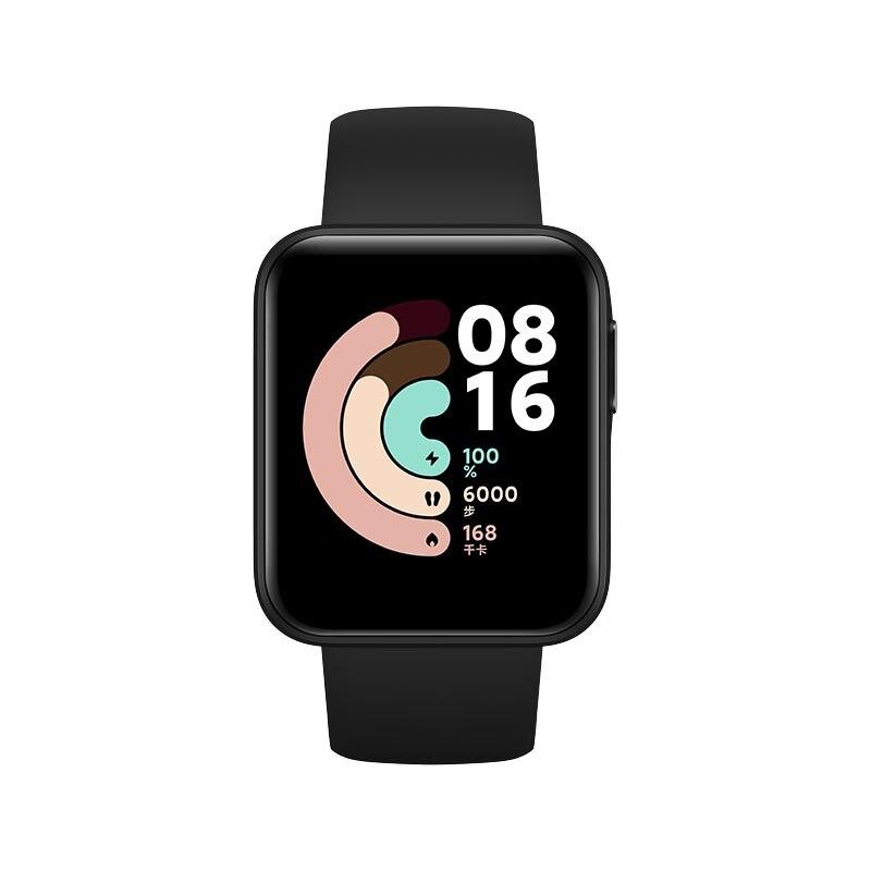 Chinese Version Xiaomi Mi Watch Lite Redmi Watch Bluetooth Smart Watch GPS 5ATM Waterproof Fitness Heart Rate Monitor mi band