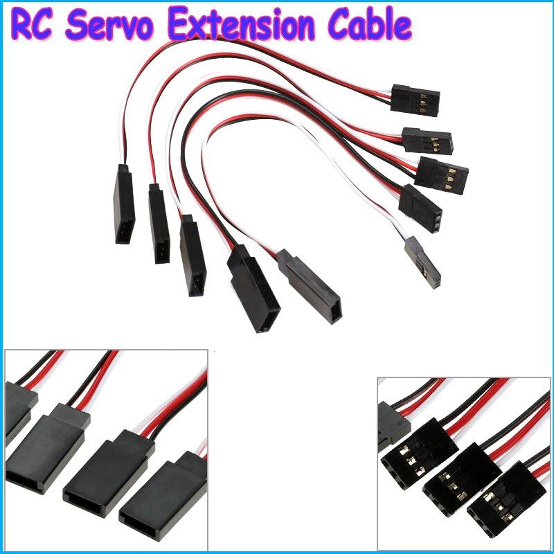 10 шт./лот RC сервоудлинитель кабель провод 150 мм Lead JR Оптовая продажа