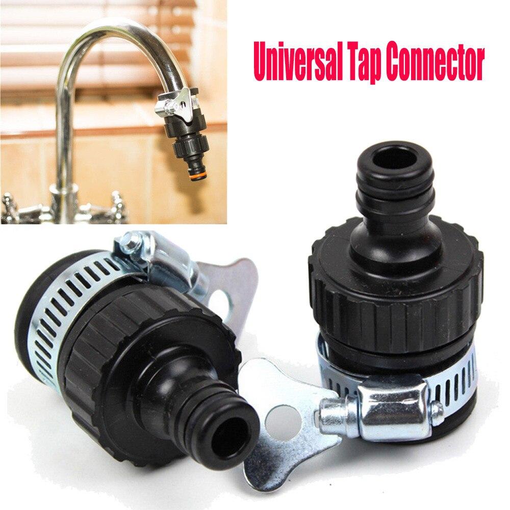 Adaptador universal de conector, utensílios de cozinha, torneira para pia do banheiro, misturador, mangueira de jardim