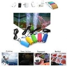 Ortable Mini-Aquarium USB   Pompe à Air doxygène, fournitures déconomie dénergie muettes, filtre de Terrarium aquatique, accessoires pour réservoir de poissons