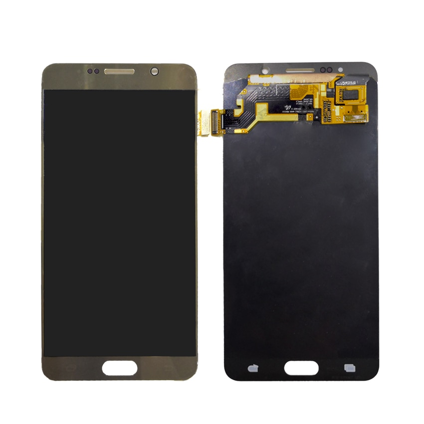 Original LCD for SAMSUNG Galaxy Note 5 Display LCD Touch Screen For SAMSUNG Note 5 Note5 N920A N9200 SM-N920 N920C Screen LCD enlarge