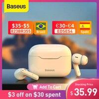 TWS-наушники Baseus с поддержкой Bluetooth 5,1 и активным шумоподавлением