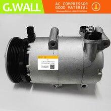 New Car AC Compressor For FORD FOCUS II C-MAX 1.8 2.0 1333042 3M5H19D629RC 6M5H19D629AB 3M5H19497BD 3M5H19D629RF 1490495