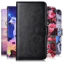 Coque For On Mi 8 Wallet Stand Flip Case For Xiaomi Mi 8 Cute Capa Xiaomi Mi8 Mi 8 Phone Cover