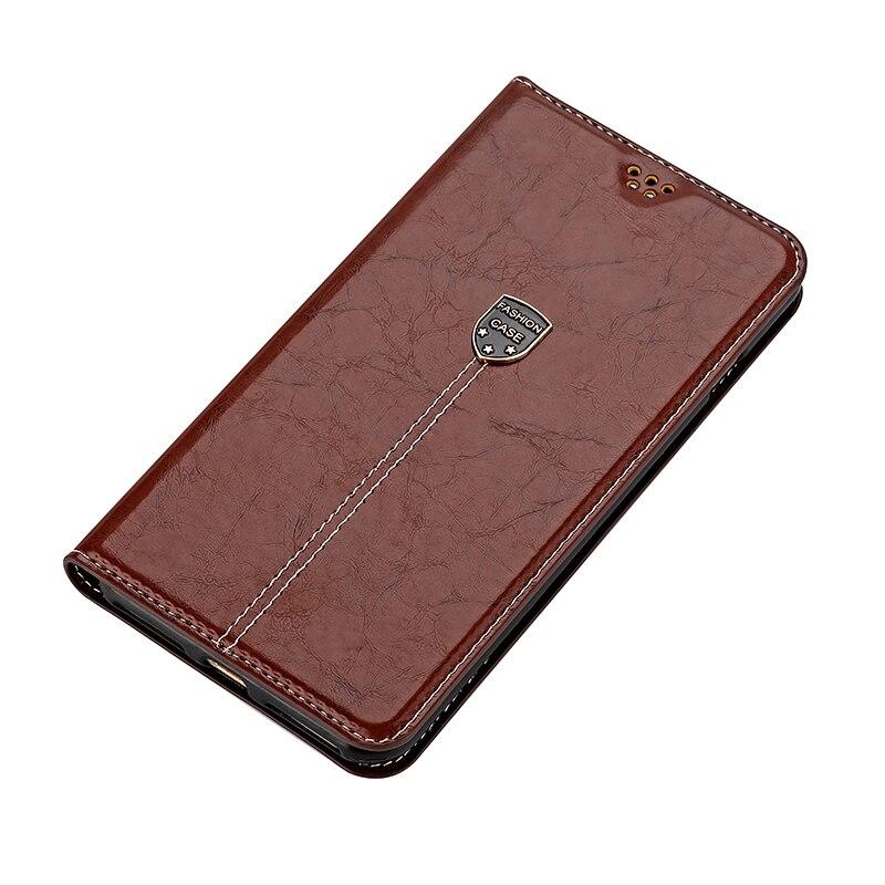 DOREXLON para Xiaomi Redmi Nota 7 caso, cubierta de libro de cuero para Xiaomi Redmi Nota 7 8 9 Pro Max estuche Flip cartera 360 Anti Shock