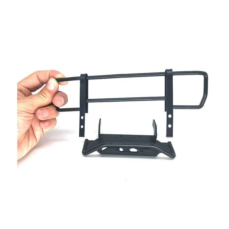 Metal Front Bumper Protective for 1/10  TRX-6 G63 TRX4 G500 RC Car Upgrade Parts Accessories enlarge