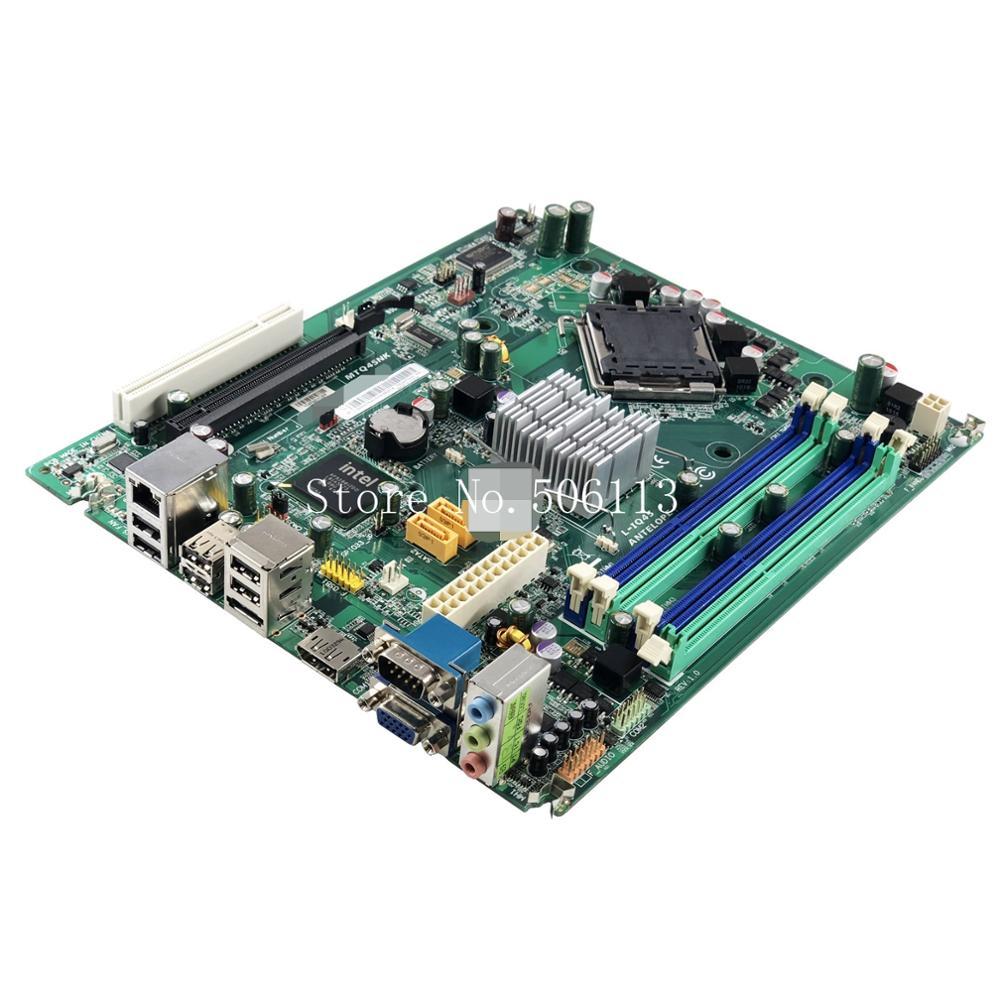 100% working for Lenovo M8000s M58P M8088s motherboard MTQ45NK L-IQ45 ANTELOPE   03T7032