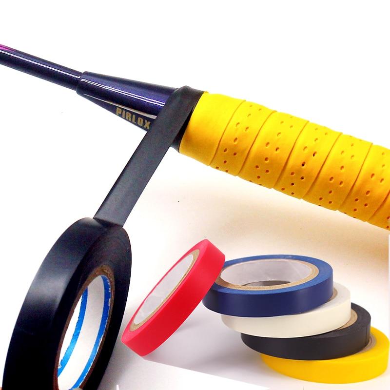 Powerti 1 шт. Бадминтонные струны хватом сверху клейкая лента ручки наружная наклейка ракеток ракетки спортивные 10 м