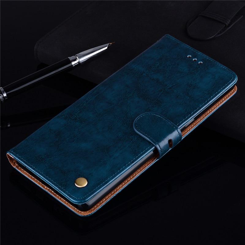 Luxo caso carteira de couro para huawei honor 9 a MOA-LX9N caso da aleta para huawei honor 9 a 9 um titular do cartão telefone coque para honor9a
