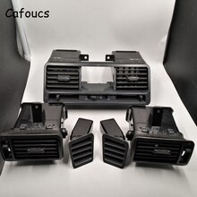 Cafoucs-ventilation de climatisation de voiture   Pour Mitsubishi Pajero Montero V24 V31 V32 V33 V43 V44 1990-2004, sortie de climatisation