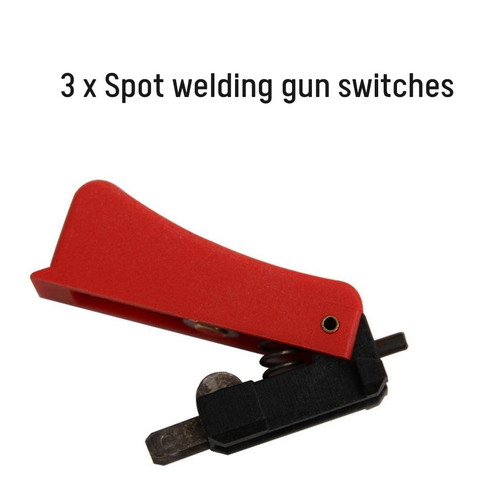 86pcs/set Car Body Dent Repair Puller Kit Dent Spot Repair Removal Device Stud Mini Welding Machine Pulling Hammer Tool Kit