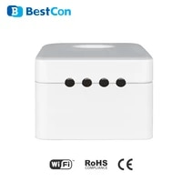 BroadLink BestCon SCB1E boitier de commande Wifi Module commutateur compteur denergie sans fil intelligent 16A IFTTT Alexa Google Assistant a domicile voix