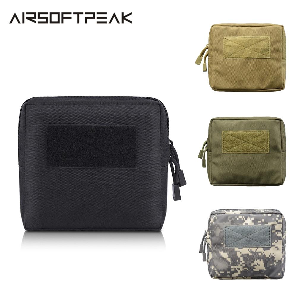 1000D EDC Military Molle tasche Tacical Taille Tasche Pack Outdoor Mag Dump Pouch Weste Multifunktionale Jagd Zubehör Tasche EDC Getriebe
