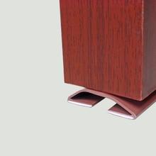 Under Door Draft Stopper Energy Saving Wind Blocker Doors Bottom Guard Seal Strip Excluder Protector B99