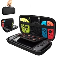 portable hard shell case for nintend switch water resistent eva carrying storage bag for nitendo switch ns console accessories