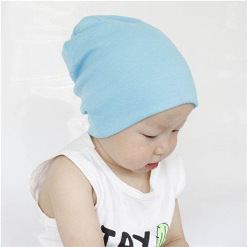 2019 outono sólido casual orelha quente crianças crianças finas skullies beanies stich elástico chapéu boné menino menina acessórios de moda-xmc