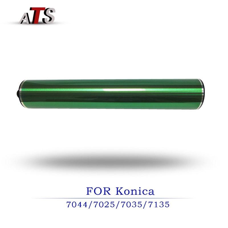 1PC Tambor OPC para Konica Minolta K 7044 7025 7035 7135 7020 7022 7130 compatível K7044 K7025 K7035 K7135 K7020 K7022 K7130