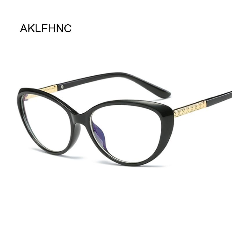 Las mujeres gafas hombres transparente gafas marco Vintage nerd claras gafas lente óptico espectáculo de hombre mujer